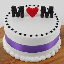 Mom Special Black Forest Cake 1kg Eggless Gift Mothers Day