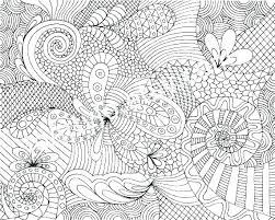 Abstract Coloring Pages For Adults Trustbanksurinamecom