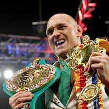 Tyson Fury earns almost $1m by selling ...