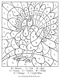 Free Coloring Pages For Kids Com Fresh Color By Letter Turkey