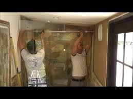 sliding glass shower doors tutorial