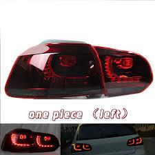 Mk6 Gti Brake Light Bulb Left Led Rear Tail Light Brake Lamp Fit For Golf 6 Mk6 Gti R 2010 2014 1pcs