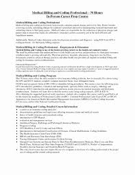 Medical Resume Template Best Of Certified Medical Assistant Resume