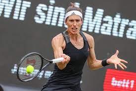 WTA Hamburg: Petkovic siegt im deutschen Duell gegen Friedsam