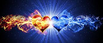 cool heart background pictures. Wonderful Background Cool Heartshaped Blue Flame Hd Background Image Throughout Heart Background Pictures A