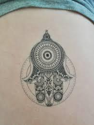 Mano Di Fatima Tattoo Significato Del Disegno E Consigli