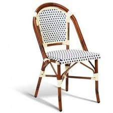 french cafe chairs. Outdoor Chairs Cafe Rattan French Bistro Decormore Net H