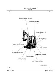 kubota parts kubota kx101 mini excavator parts manual