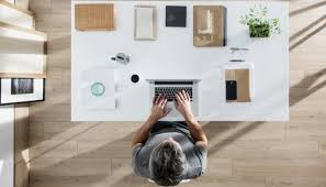 Image cool home office Modern Careeraddict 10 Cool Home Office Desks To Inspire You