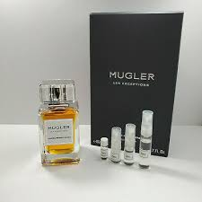2019 <b>Mugler Les Exceptions</b> - Ambre Redoutable - Decant SAMPLE ...