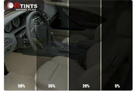 Car Window Tinting Percentage Laws In The Us By State Car