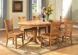 lovely dining table set with 6 chairs trendy rustic hickory and oak oak dining room set