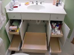 Bathroom Cabinet Organizer Organized Our Bathroom Vanity This Includes My Tips For Organizing