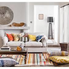 John Lewis Living Room Buy John Lewis Java Leather Grand 4 Seater Sofa Nature Brown