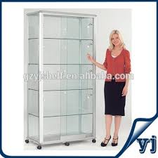 Glass Stands For Display Comprehensive Glass Display Standssilver Display Cabinets Glass 19