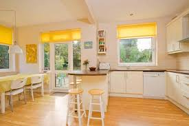 small kitchen breakfast bar ideas with white cabinet and drawers also using elegant interior
