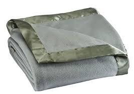 Sateen Throw Blanket