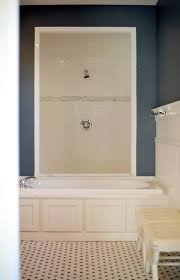 Pictures Of Bathtubs With Tile Around It Tiled Bathtub And Shower ...