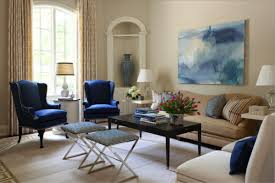 decoration furniture living room. Living Room Unique Cobalt Blue Intended Awesome Chairs Decor Modern Creations Decoration Furniture O