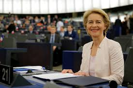 The origin can be traced to the middle of the 10th century, which had estates on the moselle.originally the family was named de petra or by its castle in gondorf (cunthereve). Europe S New Top Politician Ursula Von Der Leyen Faces Challenges Over Brexit Economic Reforms