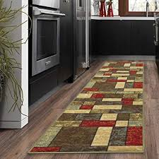 interior architecture minimalist multicolor runner rug at chindi hallway runners loomed cotton 60 x multicolor
