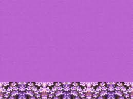 Purple Flower Backgrounds Twinkle Stars Powerpoint Free New