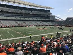Paul Brown Stadium Seating Chart Lovely Madison Square