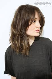 nice Short Hairstyles for Square Faces 2015 Very Short   Hair as well Top 25  best Long choppy hairstyles ideas on Pinterest   Long as well 92 best Hair images on Pinterest   Hairstyles  Make up and Hair besides Hair Alert  Best Bangs For Your Face Shape   HuffPost also  moreover  likewise 45 Wavy Hair   Haircuts on Celebrities   How To Get Wavy Hair moreover  furthermore Best 25  Long messy bob ideas on Pinterest   Messy lob  Hair inspo furthermore 84 best hair images on Pinterest   Hairstyles  Hair and Hair ideas moreover . on side swept bangs long hair square face por