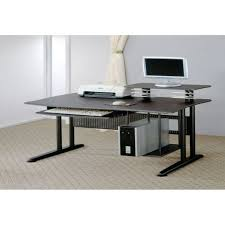 long office tables. amazing home office with modern black computer desk design and wholesale interior also white wall long tables