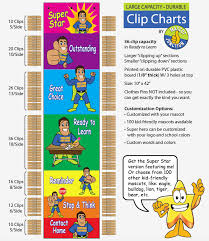 Clip Charts For Positive Behavior