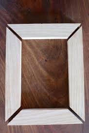 diy wood frame simple home designs