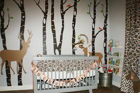 nice deer crib bedding