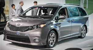 2018 toyota minivan. 2018 toyota sienna hybrid release date and review new cars releases minivan a