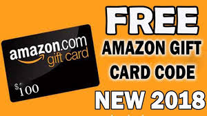 amazon gift card generator 2018 codegiftcard amazon