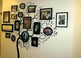 full size of family picture frame wall decor tree view in gallery decorating pretty g photo