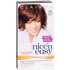 Clairol Niceneasy Permanent Haircolor Mediumspice Haircoloringproducts