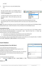 Endnote X7 Word 2013 Pdf