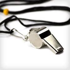 coaches whistle