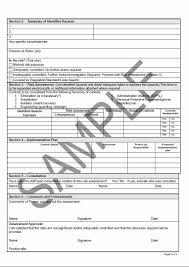 Sample Assessment Form Tree Work Risk Assessment Form Sample P2