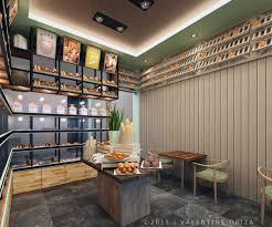 Project Modern Bakery Desain Arsitek Oleh Valentine Oriza Arsitag