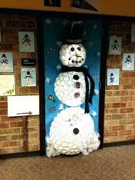 penguin door decorating ideas. Snowman Door Decoration Office Decorations Ideas On D To Make Preschool . Classroom Decorating Am Looking At Penguin