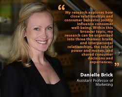 Unh Quote Cool Danielle Brick Assistant Professor Of Marketing UNH Today