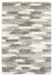 hartley dappled streaks gray and ivory area rug