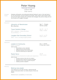 Resume Examples No Experience Best Functional Resume Examples No