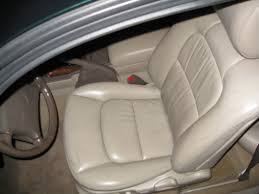 seat cleaning with woolite and conditioned with meguiars rich leather cleaner