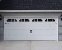 white garage door opener