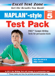 naplan sample writing tests persuasive texts pascal press