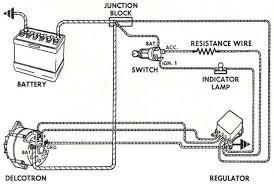 amc alternator wiring amc image wiring diagram 64 rambler alternator conversion the amc forum page 1 on amc alternator wiring