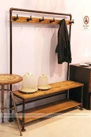 Retro Coat Rack Coat Rack Cabinet Musicalpassionclub 78