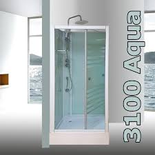 3100 aqua shower cubicle